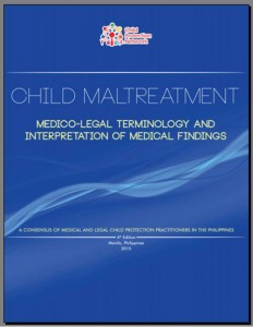 Child Maltreatment Medico Legal Terminology and Interpretation of Medical Findings