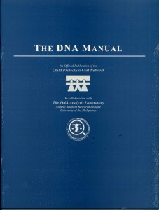 The DNA Manual