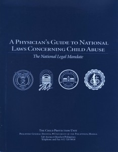 A Physician's Guide to National Laws Concerning Child Abuse