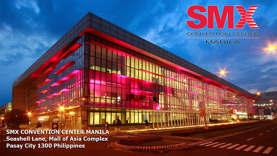 SMX Convetion Center Manila