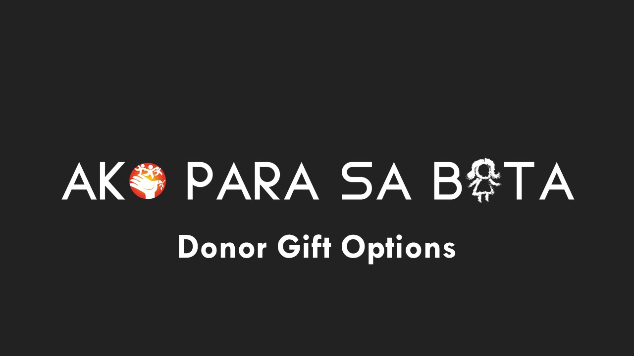 APSB Donor Gift Options