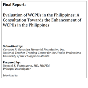 Evaluation of WCPUs
